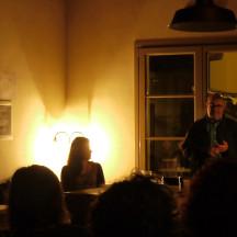 APPARTENENZA Reading Laboratorio scrittura di Gianni Cascone maggio 2012