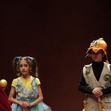 IL VASO DA NOTTE D'ORO DEL RE Laboratorio bambini di Rossana Dolfi maggio 2012