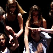 NON SI MUORE PER AMORE Laboratorio ragazzi di Francesca Giaconi maggio 2012