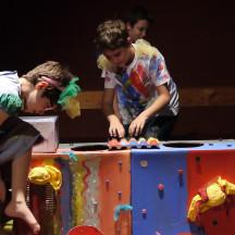 SOTTO SOPRA Laboratorio bambini di Francesca Giaconi e Lorenzo Banchi maggio 2012