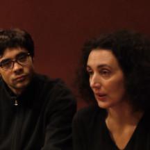Stage di Teatro Danza Workshop con Cristiana Morganti e Kenji Takagi ottobre 2012