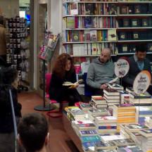 LETTURE alla libreria Edison. Incontro con MARCO MISSIROLI Marzo 2009
