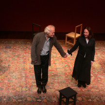 LOVE IS MY SIN di Peter Brook 27-28 Novembre 2009