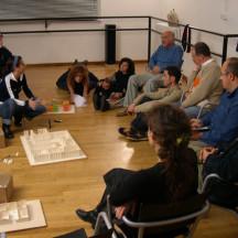 MEMORIA E IMMAGINARIO Laboratorio con Enrique Vargas sul Funaro