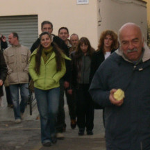 MEMORIA E IMMAGINARIO Laboratorio con Enrique Vargas sul Funaro a