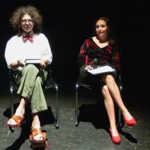 MYTHOS...quattro passi fra gli Dei - Laboratorio ragazzi di Francesca Giaconi e Rossana Dolfi - Maggio 2007