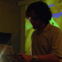 READING 2006 - Laboratorio di scrittura di Gianni Cascone - Giugno 2006