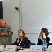 Rete internazionale sulla Poetica del Sentire. Incontro con E. Vargas al Pro.ge.A.S. di Prato 8 Maggio 2009