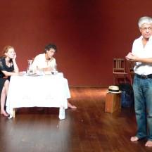 SER, IMAGINAR Y ACTUAR Workshop con Juan Carlos Corazza Luglio 2010