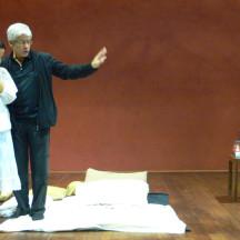 SER, IMAGINAR Y ACTUAR Workshop con Juan Carlos Corazza Ottobre 2009