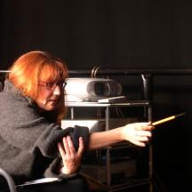 SOLO PER ARTE - Laboratorio con Carlina Torta - marzo 2005