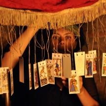 ORACOLI  Teatro de los Sentidos Settembre 2011