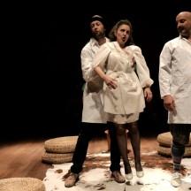 DIALOGUE  Lab Teatrale Avanzato di M. Grigò Giugno 2013