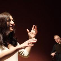 PIANTATE IN TERRA COME UN FAGGIO O UNA CROCE  Elisabetta Salvatori Ottobre 2011