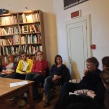 COME UN ROMANZO  L'avventura di un lettore Workshop con Daniel Pennac Ottobre 2013