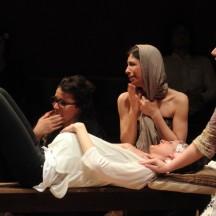 IL PARAFULMINE AD ARIA COMPRESSA  Lab Teatrale Adulti 2 di M. Barbini e L. Cantini Giugno 2014