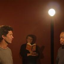 Residenza artistica per L'OCCHIO DEL LUPO  Vincent Berger, Daniel Pennac e Habib Dembelè Settembre Ottobre 2013