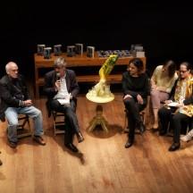Presentazione del libro L'ARCHIVIO ANDRES NEUMANN.  Memorie dello spettacolo contemporaneo Ottobre 2013
