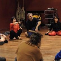 IL CORPO MUSICALE  Workshop con Jean-Jacques Lemetre Gennaio 2014