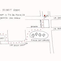 THE SECRET ROOM Cuocolo_Bosetti Febbraio 2015