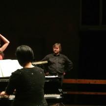CARMEN Racconto di un allestimento leggendario M. Barbini - Conservatorio Cherubini Marzo 2015