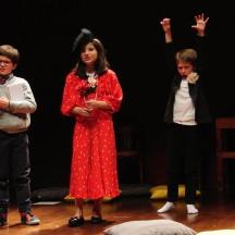 LA VERA STORIA DELLE STORIE Lab bambini 6-10 di R. DolfiAprile 2015
