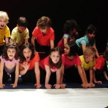 CIRCO GIROVAGOLab bambini 6-10 di Elisa Consagra e Christian PrestiaMaggio 2015
