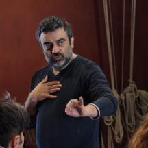 IL MESTIERE DELLA RECITAZIONEWorkshop con Massimiliano CivicaAprile 2016