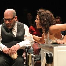 LA CASA DEGLI SPIRITIAfrodita Compagnia Teatro Mobile con Teatro Arabo-Ebraico di JaffaMaggio 2016