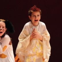 I MUSICANTI DI BREMA Lab bambini 6-10 di R. DolfiMaggio 2016