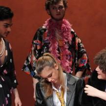 GL'E' SEMPRE LA STESSA STORIALab ragazzi 14_19 di F.Giaconi Costumi Lab Sartoria teatrale di D. Pientini e G. Andreola Maggio 2016