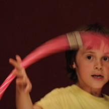 TUTTI IN…PISTA!Lab Piccolo Circo di E. Consagra e C. Prestia Giugno 2016