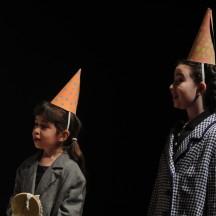IL VESTITO NUOVO DELL'IMPERATORElab. Teatro&Marionette di E. SpeziMaggio 2017