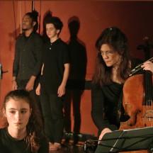 EXILSonia Wieder-Atherton, Sarah Konè e la Compagnie Sans Père Ottobre 2016