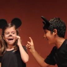 GLI AFFARI DEL SIGNOR GATTOlab. bambini 6_10 anni di E. Consagra e C. PrestiaMaggio 2017