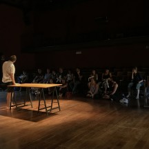 MASTERCLASSMark Down Blind Summit TheatreLuglio 2017