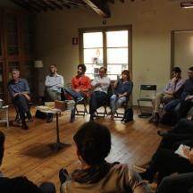 DIONISO E LA NUVOLA   Convegno con Oliviero Ponte di Pino Maggio 2018