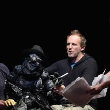 HENRY   Memorie teatrali d'oltretomba Blind Summit Theatre Maggio 2018