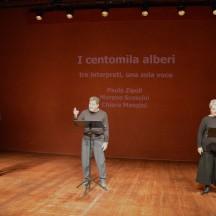 DEDICATO A ELZEARD BOUFFIER   lab Arte della parola in scena di L. Della Rocca Maggio 2018