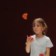 TUTTI AL CIRK   lab Piccolo circo bambini 6-10 di E. Consagra e C. Prestia Giugno 2018